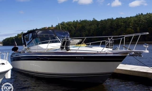 Image of Wellcraft 3400 Gran Sport for sale in United States of America for $24,600 (£19,264) Haverhill, Massachusetts, United States of America