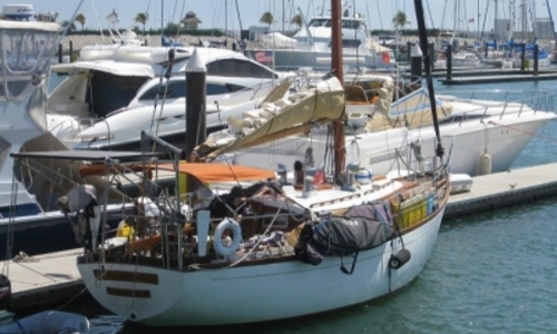Image of Cheoy Lee 38 Ketch for sale in Portugal for €29,800 (£26,276) NORTH OF , Portugal