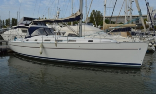 Image of Beneteau Cyclades 43.3 for sale in Portugal for €100,000 (£87,374) LISBON, Portugal