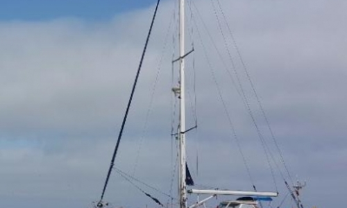Image of Hallberg-Rassy 48 for sale in Portugal for €340,000 (£298,993) LAGOS, Portugal