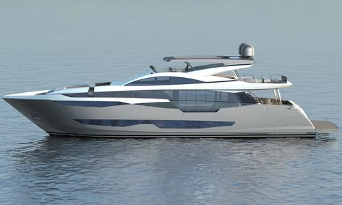 Image of Pearl 95 for sale in United Kingdom for 6.014.310 £ Southampton, Hampshire, , United Kingdom
