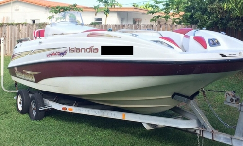 Image of Sea-doo 22 Islandia for sale in United States of America for $13,500 (£10,267) Homestead, Florida, United States of America