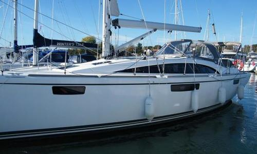 Image of Bavaria Vision 42 for sale in United Kingdom for £169,950 Southampton, United Kingdom