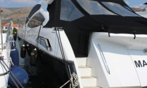 Image of Sunseeker Predator 64 for sale in Croatia for €888,000 (£777,842) TROGIR, Croatia