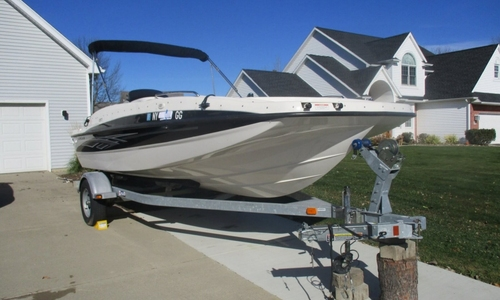 Image of Bayliner 197 Bowrider for sale in United States of America for $17,500 (£12,605) North Tonawanda, New York, United States of America
