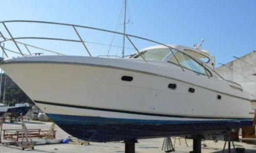 Image of Prestige 34 Sport Top for sale in Portugal for €80,000 (£70,540) LISBON, Portugal