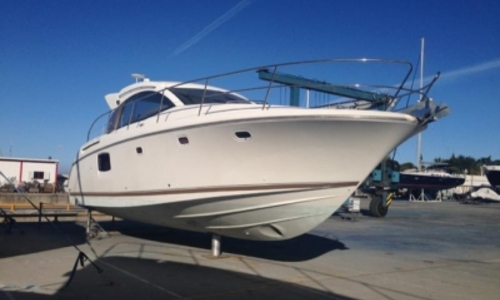 Image of Prestige 38 S for sale in Portugal for €130,000 (£115,581) LISBON, Portugal