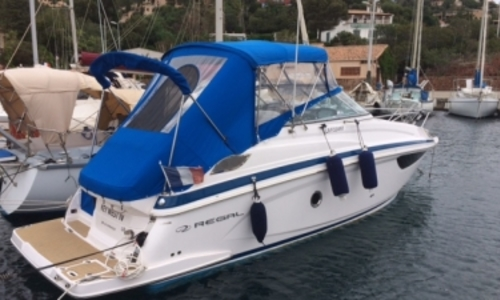 Image of Regal 2800 Express for sale in France for €80,000 (£69,867) ANTIBES, France