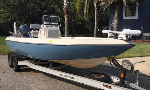 Image of Skeeter ZX2250 for sale in United States of America for $40,000 (£30,706) Orange Park, Florida, United States of America