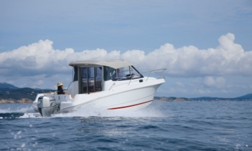 Image of Beneteau Antares 7.80 for sale in France for €52,000 (£45,864) ANTIBES, France