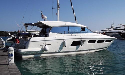 Image of Prestige 500s for sale in Montenegro for €320,000 (£286,790) Montenegro