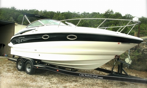 Image of Crownline 250 CR for sale in United States of America for $32,900 (£23,458) Canyon Lake, Texas, United States of America