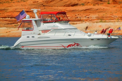 Sea Ray 420 Aft Cabin for sale in United States of America for $99,500 (£79,037)