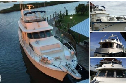 Hatteras 53 Motor Yacht Extended Deck for sale in United States of America for $169,900 (£123,367)