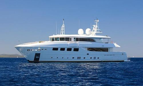 Image of Mondo Marine 40m for sale in Spain for €6,300,000 (£5,555,017) Mallorca, Spain