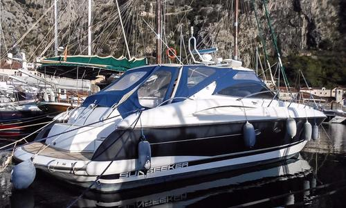 Image of SUNSEEKER Camargue 50 for sale in Montenegro for €220,000 (£193,466) Montenegro