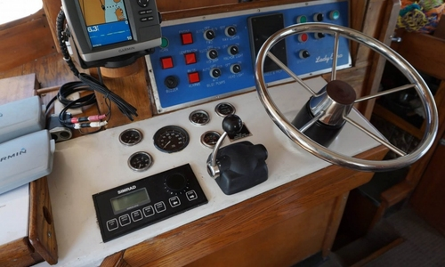 Image of Custom 45 Pilothouse Trawler for sale in United States of America for $40,000 (£30,796) Indian Rocks Beach, Florida, United States of America