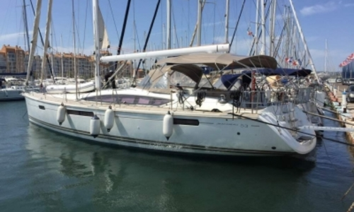 Image of Jeanneau Sun Odyssey 53 for sale in France for €290,000 (£256,971) HYERES, France