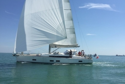 Beneteau Oceanis 55 for sale in France for €453,000 (£404,125)