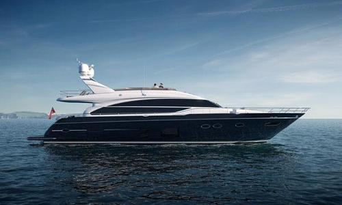 Image of Princess 82 for sale in Cyprus for £2,590,000 Cyprus