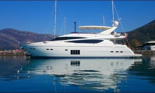 Image of Princess 85 for sale in Greece for €2,450,000 (£2,160,284) Greece