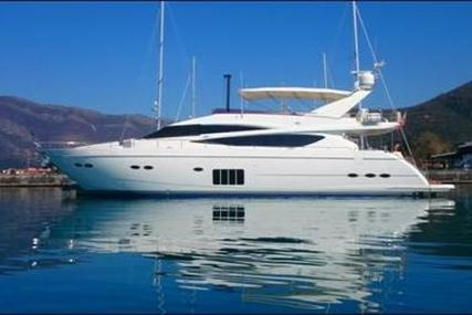 Princess 85 for sale in Greece for €2,450,000 (£2,165,038)