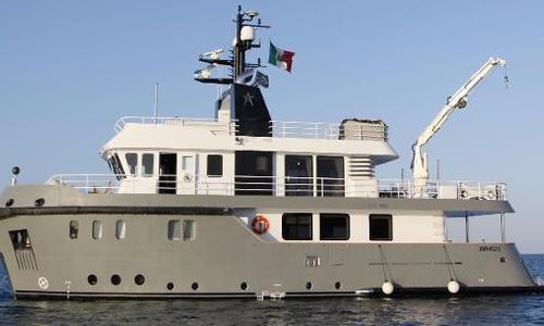 Image of Ocean King 88 for sale in Italy for €5,750,000 (£5,095,124) Italy