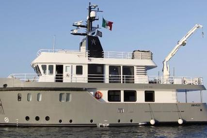 Ocean King 88 for sale in Italy for €6,800,000 (£5,942,653)