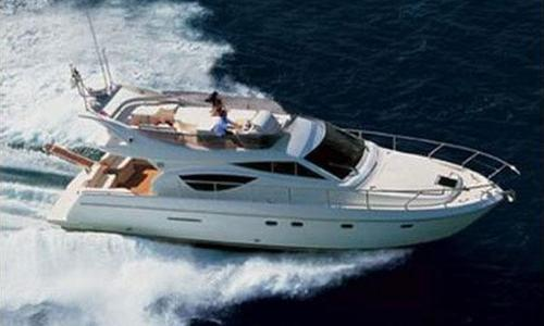 Image of Ferretti 460 for sale in Russia for €450,000 (£406,013) Moscow, Russia