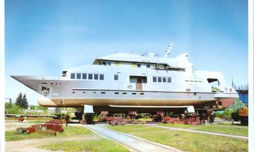 Image of Vympel 38 for sale in Russia for $1,280,000 (£916,269) Moscow, Russia