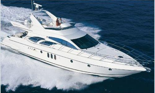 Image of Azimut 62 for sale in Turkey for €430,000 (£378,514) Turkey