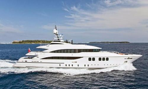 Image of Mondo Marine 50M for sale in France for €17,000,000 (£15,177,081) Cannes, France