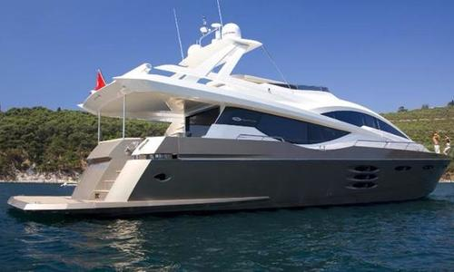 Image of Numarine 78 Fly for sale in Turkey for €1,800,000 (£1,585,386) Turkey