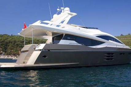Numarine 78 Fly for sale in Turkey for €1,800,000 (£1,594,995)