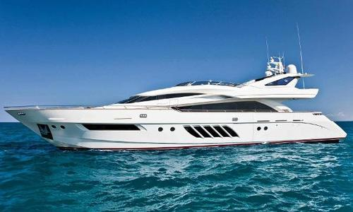 Image of Dominator 29M for sale in Italy for €8,357,000 (£7,461,207) Italy