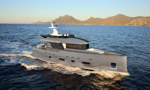 Image of Bering 70 for sale in Turkey for $1,500,000 (£1,073,914) Antalya, Turkey