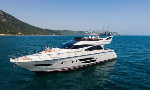 Image of Dominator 640 for sale in Italy for €2,255,700 (£1,991,225) Italy