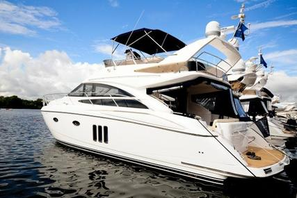 Princess 50 for sale in Russia for €623,000 (£538,815)