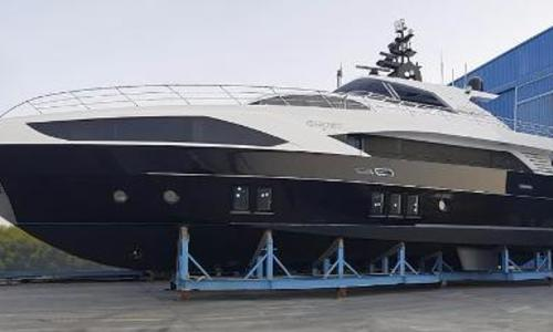 Image of Majesty 122 for sale in United Arab Emirates for $8,400,000 (£6,024,528) Dubai, United Arab Emirates