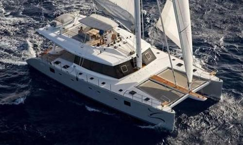 Image of Sunreef 62 catamaran for sale in Turkey for €950,000 (£847,503) Turkey