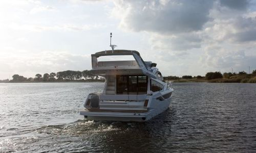 Image of Galeon 420 Fly for sale in Poland for €420,000 (£365,538) Poland
