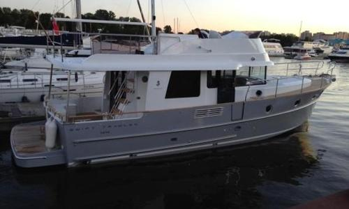 Image of Beneteau Swift Trawler for sale in Finland for €420,000 (£376,412) Finland
