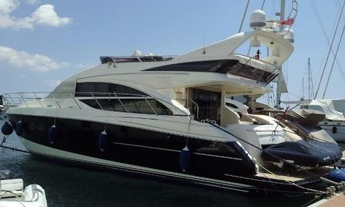 Image of Princess 56 for sale in Turkey for €800,000 (£704,213) Fethiye, Turkey