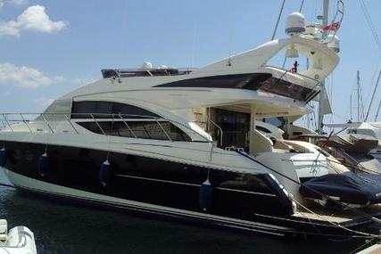 Princess 56 for sale in Turkey for €800,000 (£684,328)