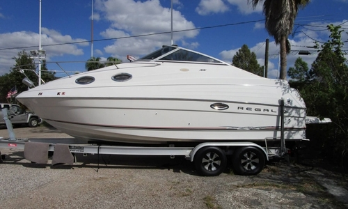 Image of Regal 2465 Commodore for sale in United States of America for $18,500 (£13,963) Houston, Texas, United States of America