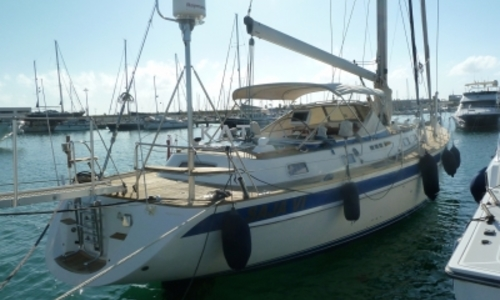 Image of Hallberg-Rassy 53 for sale in Spain for €440,000 (£392,528) COSTA BLANCA, Spain