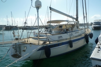 Hallberg-Rassy 53 for sale in Spain for €440,000 (£391,362)