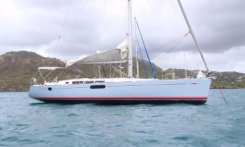 Image of Jeanneau SUN ODYSSEY 49 I PERFORMANCE for sale in Antigua and Barbuda for $129,950 (£98,320) ANTIGUA, Antigua and Barbuda