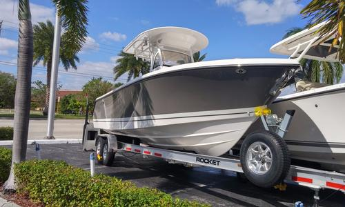 Image of Pursuit C260 Center console for sale in United States of America for P.O.A. Southeast Florida, FL, United States of America