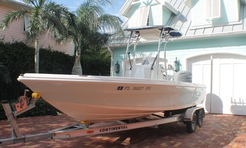 Image of Edgewater 210IS Inshore for sale in United States of America for $49,900 (£37,475)  FL, United States of America